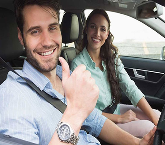 In Car Lesson Packages